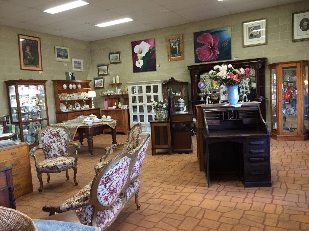 Antique and Art Gallery Atherton Tablelands