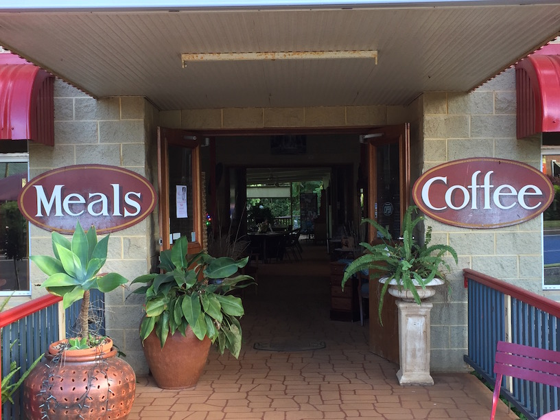 Cafe And Art Gallery In Yungaburra