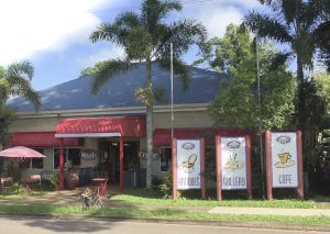 Quincan Cottage Cafe and Art Gallery in Yungaburra