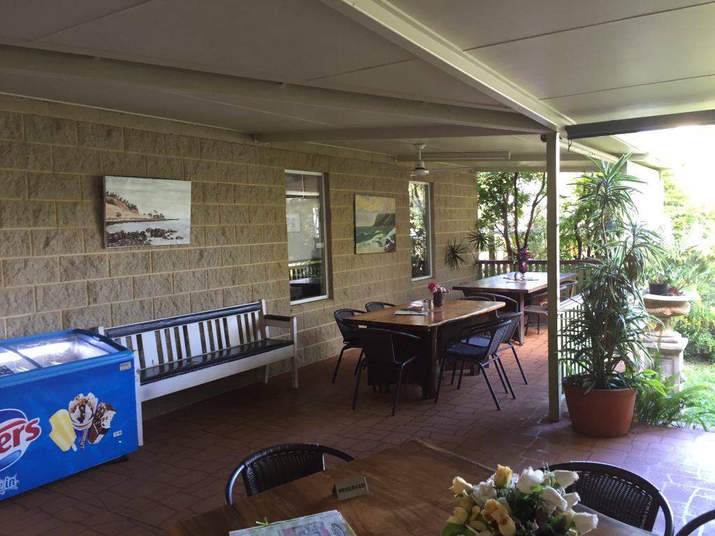 Yungaburra markets cafe