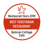 voted best vegetarian restaurant 2019
